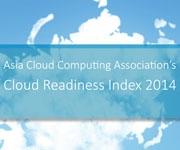 Asia Cloud Readiness Index 2014 ประเทศไทยมีอันดับดีขึ้น 4 อันดับ และเป็น 1 ใน top4 ของปีนี้ในการเติบโตแบบก้าวกระโดด