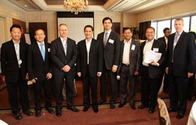 ผอ.สรอ. ร่วมประชุมสุดยอดด้านเทคโนโลยีสารสนเทศและการสื่อสาร (ICT Summit) ในงาน World Economic Forum on East Asia 201