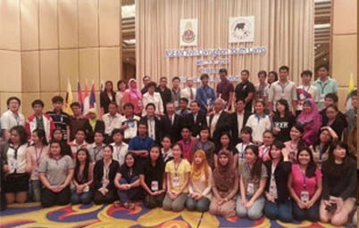 EGA ร่วมบรรยายงาน ASEAN Anti-Corruption Youth Camp สร้างเครือข่าย ๑๐ ประเทศอาเชียน ลดปัญหาคอรัปชั่น