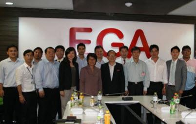 การประชุมกลุ่มความร่วมมือ CSA Thailand Chapter