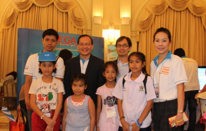 สรอ. ร่วมจัดกิจกกรมวันเด็กแห่งชาติ ประจำปี ๒๕๕๖ ณ ทำเนียบรัฐบาล