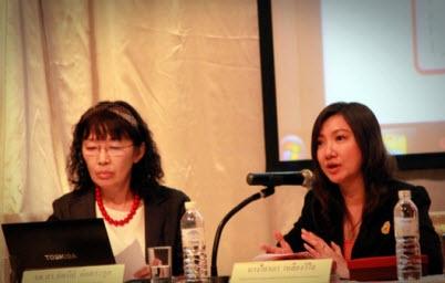 รองผู้อำนวยการ สรอ. ร่วมเสวนางานสัมมนาวิพากษ์การจัดทำมาตรฐานข้อมูลกลางของประเทศไทย