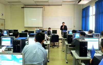โครงการอบรมหลักสูตร IPv๖ for e-Government รุ่น ๒