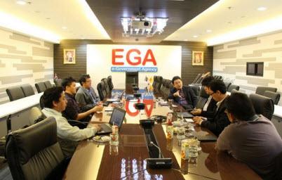 สรอ. ต้อนรับ CSA Chairman จาก Singapore หารือ CSA Thailand Chapter จัดงาน ASEAN CSA Summit ๒๐๑๓