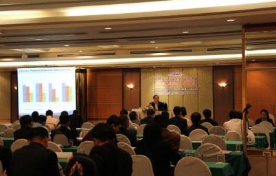 สัมมนาผู้บริหารเทคโนโลยีสารสนเทศระดับสูง (CIO) ของส่วนราชการในสังกัดกระทรวงมหาดไทย