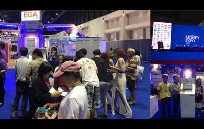 EGA ICT โชว์นวัตกรรม Digital Government ภายใต้นโยบาย Digital Economy งาน MONEY EXPO 2015