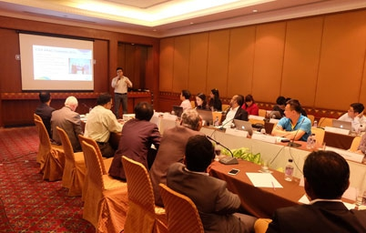 การประชุมเชิงวิชาการร่วมกับ CSA Asia Pacific (CSA APAC)