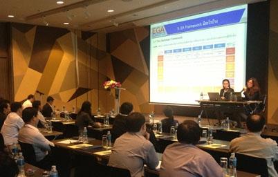 EGA จัดอบรมภาครัฐ หลักสูตรวิศวกรด้านความมั่นคงปลอดภัยทางสารสนเทศภาครัฐ รุ่นที่ 1