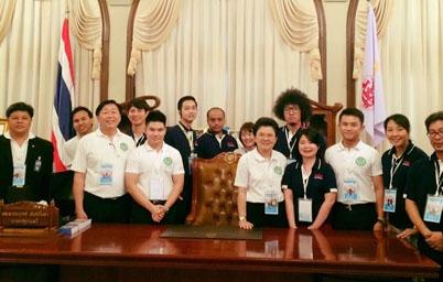 EGA ทำระบบลงทะเบียนนั่งเก้าอี้นายก โดยมีนายกรัฐมนตรี เปิดงานวันเด็กคึกคัก