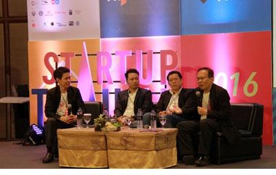 อีจีเอ ร่วมเสวนาและโชว์เทคโนโลยีในงาน Startup Thailand 2016