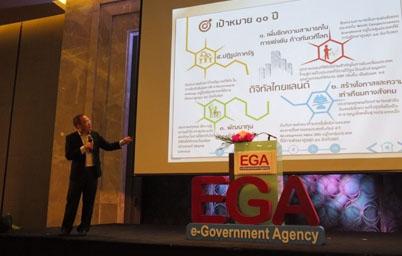 อีจีเอ เตรียมความพร้อมการเปลี่ยนผ่านบริการภาครัฐสู่ระบบดิจิทัล