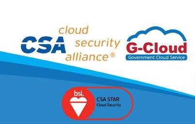 Government Cloud ได้รับรางวัล CSA STAR Certification จาก Cloud Security Alliance