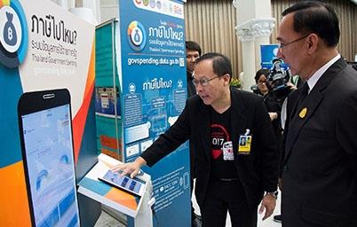 """สัมมนาทางวิชาการ เรื่อง """"ประชารัฐโปร่งใสขับเคลื่อนประเทศไทย 4.0"""""""