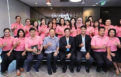 กรมอนามัย กระทรวงสาธารณสุขเข้าเยี่ยมชม EGA และศึกษาดูงานในหัวข้อ นวัตกรรมและเทคโนโลยี เพื่อพัฒนาบุคลากรภาครัฐ สู่ประเทศไทย 4.0