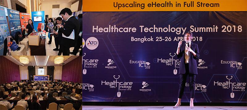 Healthcare tech summit2018