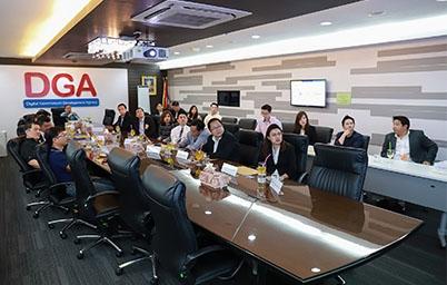 DGA จัดการประชุมหารือและแลกเปลี่ยนความคิดเห็นกับผู้ให้บริการ SI (system integration) ในแนวทางการขับเคลื่อนรัฐบาลดิจิทัลของประเทศไทย