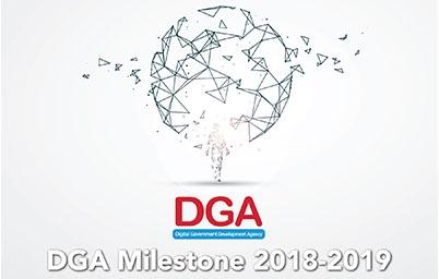 DGA Milestone 2018 - 2019