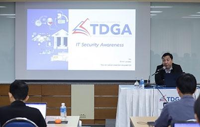 TDGA จัดฝึกอบรมเชิงปฏิบัติการ หลักสูตรวิศวกรด้านความมั่นคงปลอดภัยทางสารสนเทศภาครัฐ รุ่นที่ 4 หรือ Security Engineer#4