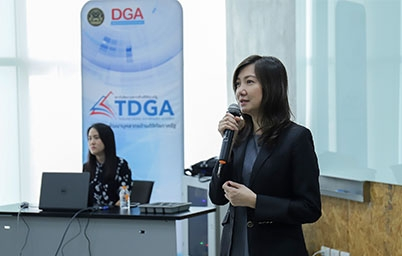 TDGA เปิดอบรมหลักสูตรการสร้างความเข้าใจเกี่ยวกับ Big Data  สำหรับข้าราชการและบุคลากรภาครัฐ รุ่นที่ 2