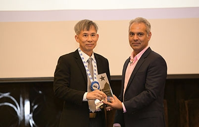 DGA รับรางวัล Recognition of Excellence Award ในงาน Thailand OpenGov leadership forum 2018