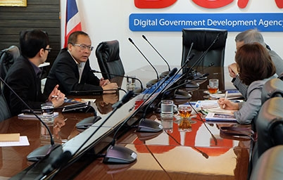 DGA (สพร.) จับมือพันธมิตร จัดสัมมนาวิชาการในหัวข้อ Leveraging Thailand Digital Government to Global Scale through AI