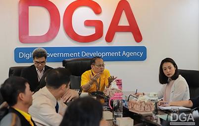 "DGA จัดกิจกรรม Specialist Forum for Digital Government ครั้งที่ 2  ""แนวทางความร่วมมือการเปิดเผยข้อมูลด้านขนส่งและโลจิสติกส์  (Thailand Transit Open Datasets)"