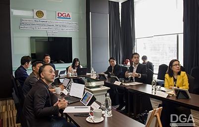 ประกาศผลคัดเลือกผู้เข้าร่วม โครงการประกวดนวัตกรรมข้อมูลเปิดภาครัฐ (Thailand Data Innovation Awards, DIA by DGA)