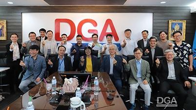 DGA เข้าร่วมงานสัมมนาวิชาการระดับนานาชาติด้าน Digital Transformation ระดับภูมิภาคเอเชีย โดย สถาบัน KIEA สาธารณรัฐเกาหลี