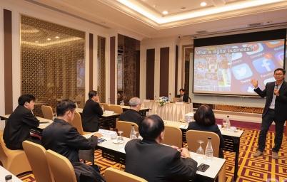 TDGA จัดอบรม e-GEP#9 ครั้งที่ 12 พร้อมพาดูงานที่ Microsoft Thailand