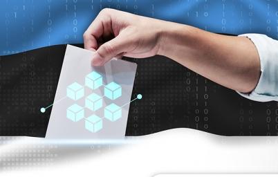 เอสโตเนียโชว์ปลดล็อกเลือกตั้งยุคดิจิทัล ด้วย Blockchain