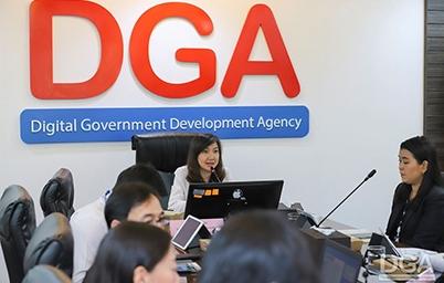 DGA เร่งเครื่องเดินหน้ารัฐบาลดิจิทัล จัดประชุมหารือร่างแผน DG พ.ศ. 2563-2565 กับ 11 หน่วยงานรัฐ
