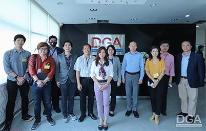 DGA จัดประชุมคณะทำงานขับเคลื่อนการพัฒนาเขตพัฒนาพิเศษภาคตะวันออกสู่ต้นแบบการบริหารจัดการพื้นที่โดยเทคโนโลยีดิจิทัล ครั้งที่ 1 เพื่อร่วมกันขับเคลื่อนการพัฒนาเขต EEC สู่ความเป็นรัฐบาลดิจิทัล
