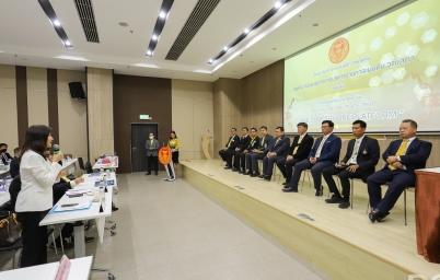 "DGA ร่วมสัมมนาพร้อมออกบูธนิทรรศการในงาน ""ไทยแลนด์ดิจิทัลแพลตฟอร์ม (Thailand Digital Platform) One Country One Platform"""