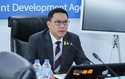 รมว.ดีอีเอส เป็นประธานการประชุมหารือการขับเคลื่อนระบบบัตรสุขภาพ Digital Health Passport (DHP) ครั้งที่ 3/2563