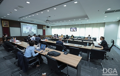 DGA เข้าร่วมประชุมเชิงปฏิบัติการกับ สำนักงานปลัดกระทรวง อว. เรื่อง ข้อมูลที่จำเป็นเพื่อสนับสนุนการกำหนดมาตรฐานและการประกันคุณภาพการศึกษา